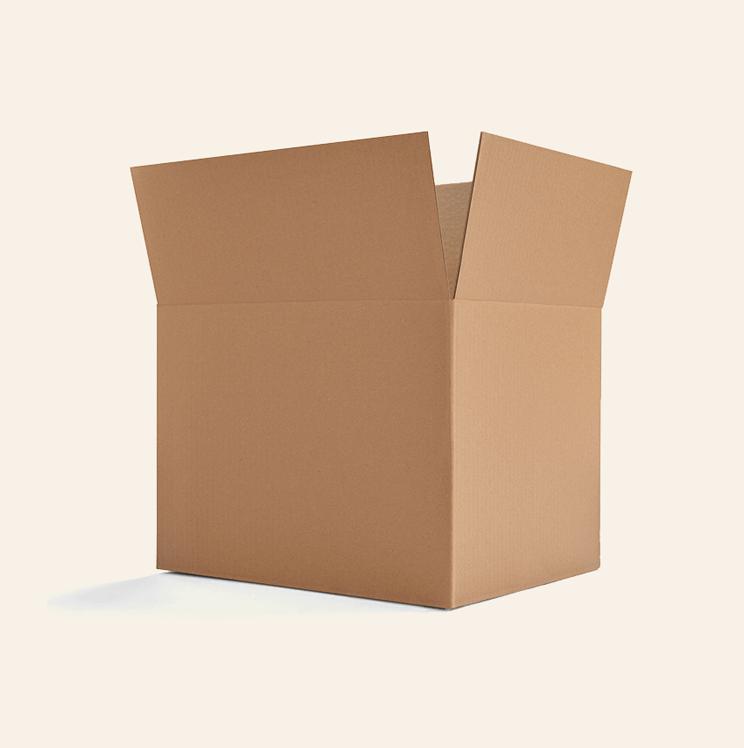 Neue Kartons